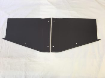 48-53 Dodge Truck Cowl Trim Panel Set