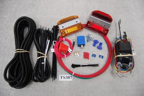 small resolution of yamaha rhino 660 700 turn signal led light kit ts307