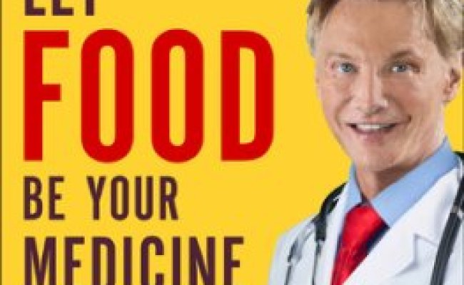 Book Review Let Food Be Your Medicine By Don Colbert
