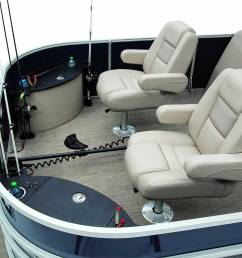 ranger reata rp220f fishing pontoon mercury four stroke  [ 1111 x 833 Pixel ]