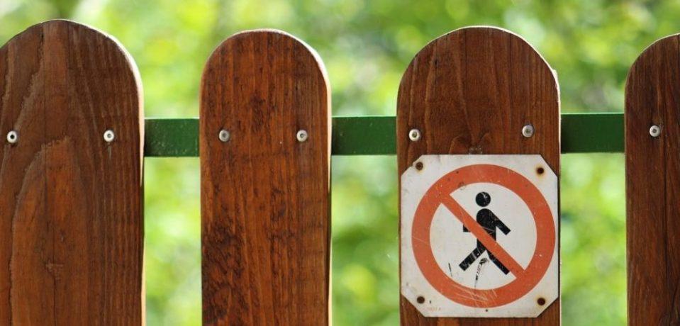 barrière intrusion