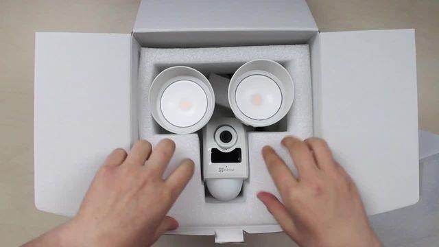alertantive ring spotlight extérieur projecteur lumineux videosurveillance bosch eyes presence netatmo