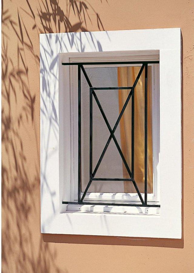 installer grille de défense pour fenêtre cambrioleur