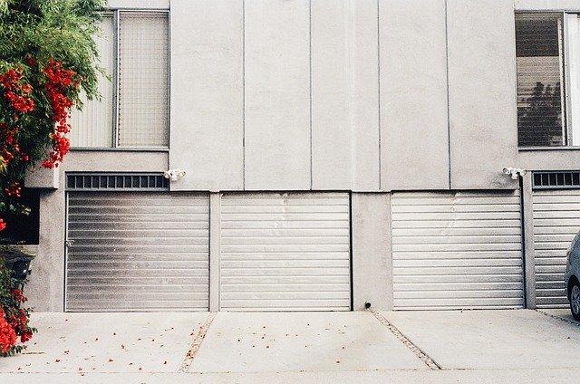 cambriolage garage ouverture