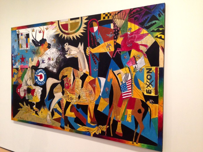 From Guernica To Wounded Knee
