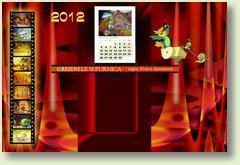 calendar noiembrie 2012
