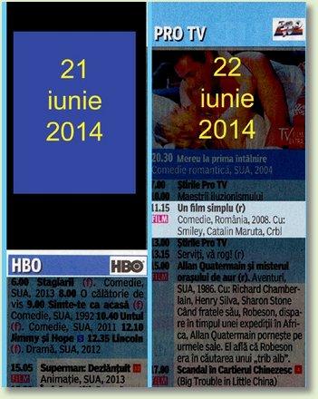 BB 21 - 22 IUNIE
