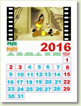 calendar mai 2016b
