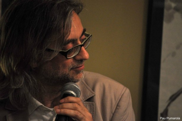 Roser Amills i Victor Amela a Girona11