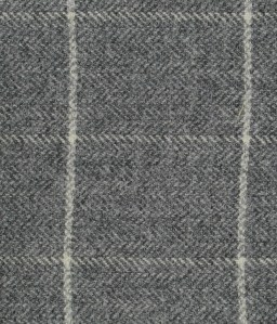 Chalk Grey Tweed