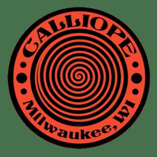 Calliope Sticker Design