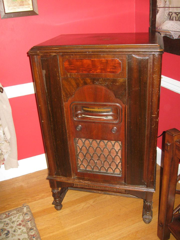 My 1931 RCA Victor RE73  The Victor Electrola Project