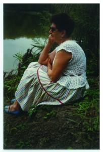 Susann at Buffalo Creek