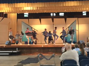 Dreamcatchers in performance 2