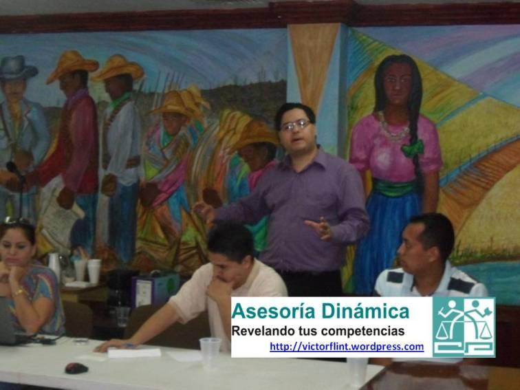 L.A. Miguel Armenta, Tesorero CONLA Cd. Obregón