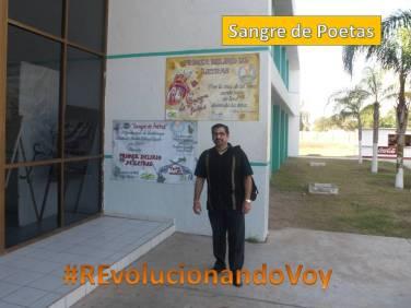 Víctor Flores en Instituto Tecnológico de Huatabampo.