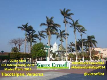 Tlacotalpan, Veracruz. Día de la Madre Tierra 2014.