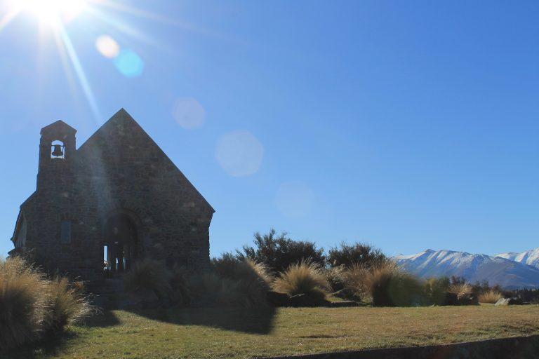 NZ church