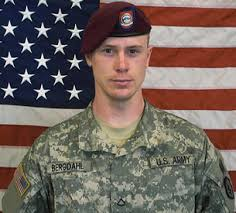 Photo of Bergdahl via Wikicommons