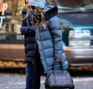 Sarah Jessica Parker Carries a Fendi Bag Made in Her Honor