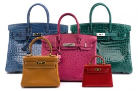 Shop Incredible Private Collections of Luxury Handbags via Bonhams