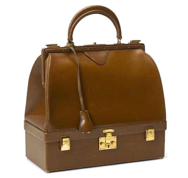 Hermes Train Case