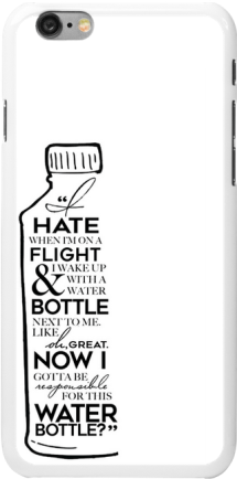 iPhone 6 case, Kanye West quote