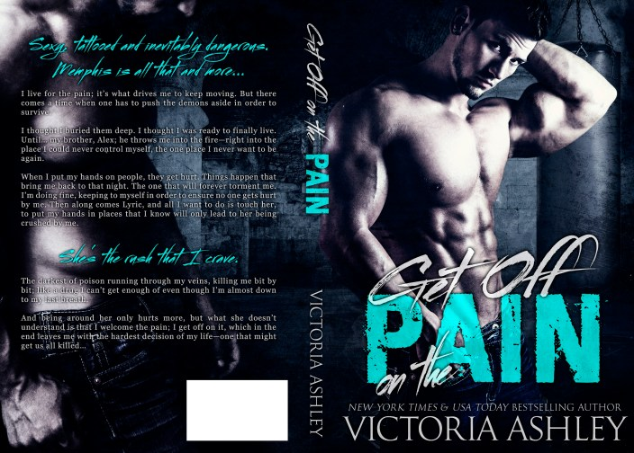Get Off On The Pain (Final HD Paperback cover