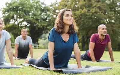 5 Reasons to Start Practicing Yoga