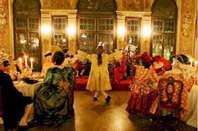 History of Masquerade