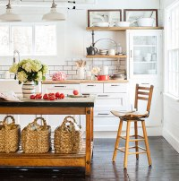 Repurposed / Reclaimed / Nontraditional Kitchen Island ...
