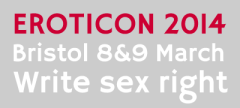 #Eroticon2014 - Smut,smut lovely smut!