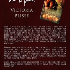 Literally Bitten by Victoria Blisse - Vampire Loving in a Book shop!