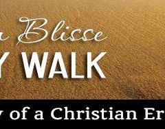 Weekly Walk - I am the Resurrection.