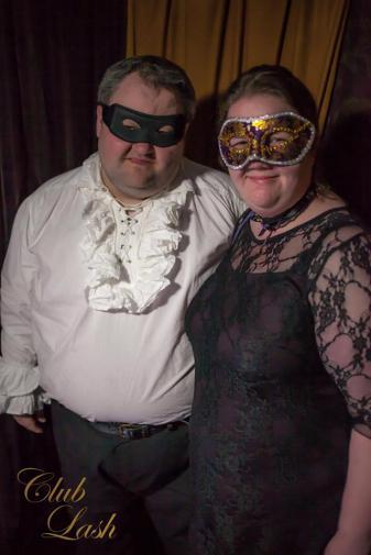Club Lash Masked Ball