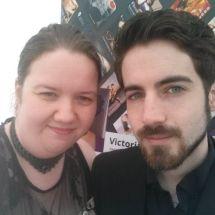 Me and Model Matt.