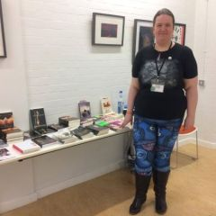 Victoria Blisse does Eroticon 2017 @EroticonUK Part 1 of 3 #Erotica #author #event