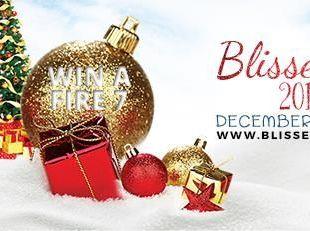 Blissemas 2017 banner ad