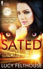 Out Now! – Sated by Lucy Felthouse (@cw1985)#erotica #menage #paranormal