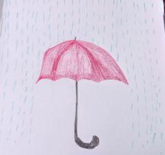 Red Umbrella #MasturbationMonday