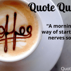 Morning Flirt #QuoteQuest