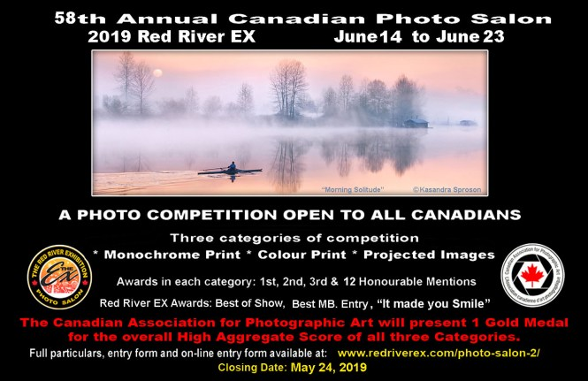 58th Annual Canadian Photo Salon