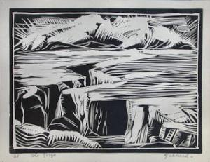 The Gorge by Eric Gibberd