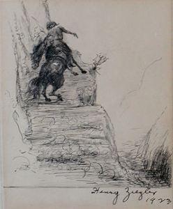 Cowboy by Henry Ziegler