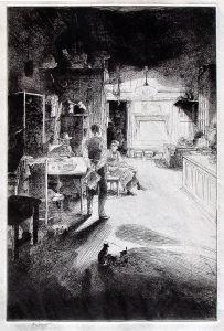 Chinese Drug Store by John Winkler
