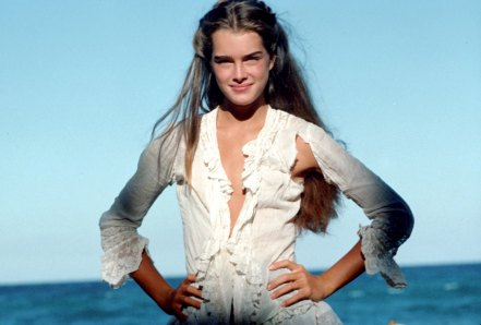 UNSPECIFIED - CIRCA 1970: Photo of Brooke Shields (Photo by Michael Ochs Archives/Getty Images)
