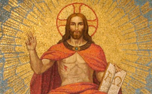 orange jesus