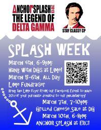 Delta Gamma's Splash Week