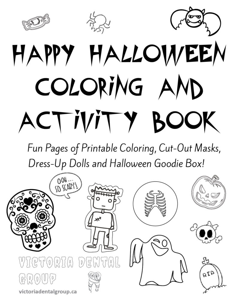 Healthy Halloween Fun for Kids