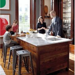 Craigslist Kitchen Island Custom Cabinets Prices Pilar Guzman's Kitchen... Gorgeous, Repurposed Victorian ...